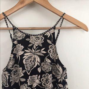 American Eagle | Floral print jumpsuit